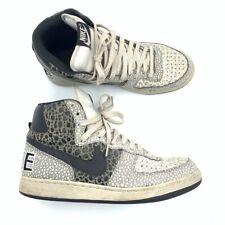 Nike Mens Terminator Hi Premium Sneakers Black Print High Top Shoe 307893-201 10
