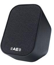 Acoustic Energy AEGO M Single Satellite (Black)