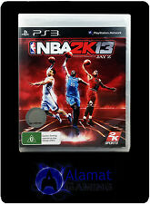 NBA 2K13  (PS3) Brand New Sealed - Fast Post - Basketball