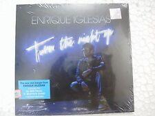 Enrique Iglesias Turn The Night Up CD 2013 RARE INDIA INDIAN sticker hologram