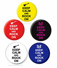 Music Collectable Badges/Pins Badges