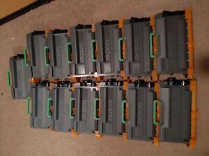(13) Genuine Brother TN-850 Virgin EMPTY Toner Cartridges