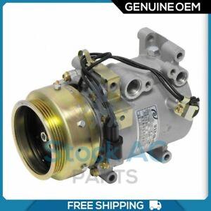 OEM AC Compressor for Eagle Talon / Mitsubishi Eclipse, Galant, Montero Sport RQ