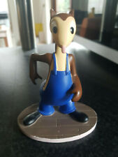Extremely Rare! Looney Tunes Willy The Weasel Standing Figurine Statue