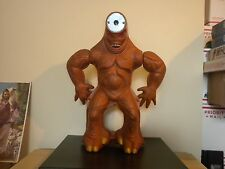 """(RARE) VINTAGE ORIGINAL ZOGG THE TERRIBLE 16"""" TALL 1977 IDEAL TOY CORPORATION"""