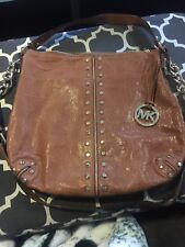 MICHAEL KORS ASTOR CROSSBODY/SHOULDER/HAND BAG Brown