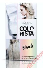 L'Oreal Paris Colorista Effect Bleach Hair, bleached look, seamlessly luminous