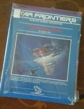 Run Sci-Fi GN RPG TSR Adventure Module Star Frontiers