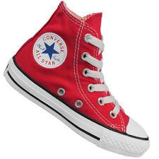 Scarpe sneakers rossi per bambini dai 2 ai 16 anni Numero 32