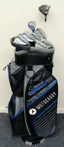 Ladies Golf Package Set Cobra / 5 Wood, 5 Hybrid, Irons and Bag (9 Clubs)