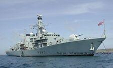 ROYAL NAVY TYPE 23 FRIGATE HMS IRON DUKE