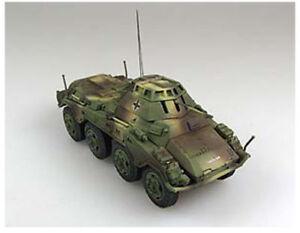 Panzerstahl 88012 - 1/72 Sd.Kfz.234/1 4. Panzer Division Danzig 1945