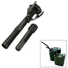 1x Flexible Metal Pouring Spout Free Fuel Nozzel For 5/10/20L Gerry Jerry Cans !