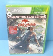 Dead Island: Game Of The Year Edition XBOX 360 BRAND NEW FACTORY SEALED