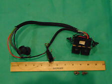 JOHNSON-EVINRUDE 35HP (1990's era): RELAY AND CABLE ASSEMBLY