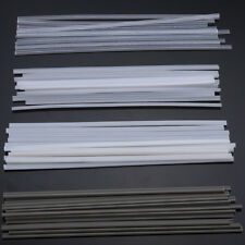 50PCS Plastique Soudure Rods ABS/PP/PVC/PE Baguettes 200mm pour