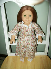 American Girl Doll RETIRED  Felicity 1990s, PLEASANT CO. , NO SHOES  CLEAN