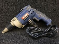 Ryobi DSG50 Corded Screwdriver Gun.  Used In Working Condition