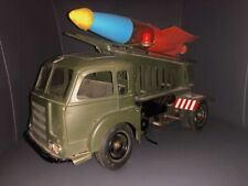 CIJ Camion RENAULT SAVIEM 120 CV lance fusée version militaire  Rare