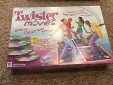 100% Complete Twister Moves 2003 3 Music CDs w/144 Total Dance Sessions Unused