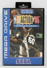 NBA ACTION 95 - MEGA DRIVE MD MEGADRIVE - PAL ESPAÑA - 1995 DAVID ROBINSON