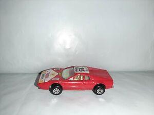 Vtg Yatming #1025 Ferrari BB512 Marlboro Racer #15 Hong Kong Very Rare Nice!