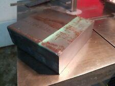 "Continuous cast iron bar stock USA made 1.25/"" long class 40 2-1//2 square"
