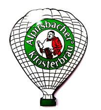Bierballon pin/Pins-alpirsbacher klosterbräu [2080a]