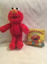 "Tyco/Jim Henson 15"" Elmo & Soft Play ""Where's Elmo"" Pop-Up Book"