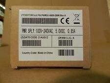 Motorola Zebra PWRS-14000-255R Adapter Power Symbol LS4278 Li4278 DS6878 STB4278