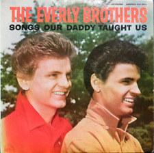 EVERLY BROTHERS-SONGS OUR DADDY TAUGHT US-JAPAN MINI LP CD BONUS TRACK C94
