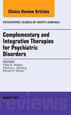 PCNA Complementary and Integrative Therapies for Psychiatric Disorders, Mar 2013
