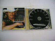 ALAN JACKSON - HIGH MILEAGE - CD PROMO EXCELLENT CONDITION 1998