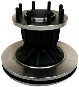 Disc Brake Rotor and Hub Assembly-Non-Coated Front ACDelco 18A874A