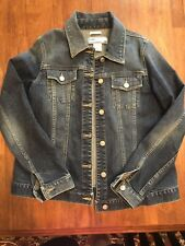 Old Navy Maternity Denim Jacket Size Small