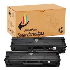 2x MLT-D101S MLTD101S 101 Toner Cartridge For Samsung SCX-3405 SCX-3405W Printer