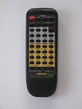 Replacement Remote Control for DENON RC-814 NEW