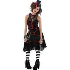 Gothic Doll Girls Halloween Costume Small 5-7