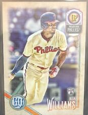 2018 Topps Gypsy Queen Nick Williams