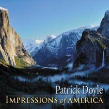 Patrick Doyle - Impressions of America [New CD]