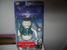 2000 Rudolph and the Island of Misfit Toys-Sam the Snowman