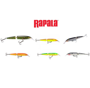 Rapala Jointed Floating J07  J09   J11   J13  SPECIALE LUCCIO SILURO TROTA BASS