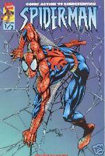 SPIDER-MAN / THUNDERBOLTS FLIPCOVER (deutsch) # 1/2 - COMIC ACTION 1999 - TOP