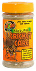 ZOO MED CRICKET CARE FOOD 1.75OZ GUT LOAD FINELY GROUND.FREE SHIPPING IN THE USA