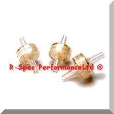 En Ligne Filtre à air-Electronic Boost Controller-Boost psi/bar manomètre à vide