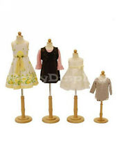 4 pcs Children Mannequin Manequin Manikin Dress Form #JF-C06M 1T 2T 3/4T Group