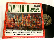 BOBBY DONALDSON Dixie Emmett Berry Vic Dickenson dg LP