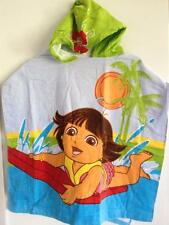 Dora Hooded kids beach towel