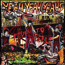 Yeah Yeah Yeahs FEVER TO TELL Debut Album REMASTERED New Sealed Vinyl Record LP