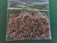1 lb bag of recycled lock pins - Standard, Schlage, Primus, Medeco, and more